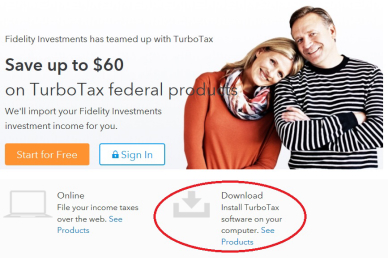 Free TurboTax Premier for some Fidelity customers (YMMV) | PhatWallet