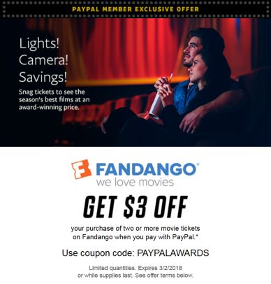 0_1519084582320_Now showing $3 off 2+ movie tickets on Fandango.png